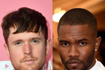 """James Blake Performs Poignant Piano Cover Of Frank Ocean's """"Godspeed"""""""
