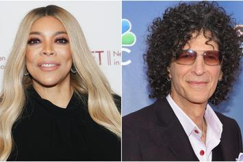 "Wendy Williams Responds To Howard Stern's Diss Towards Her Success: ""Don't Hate"""