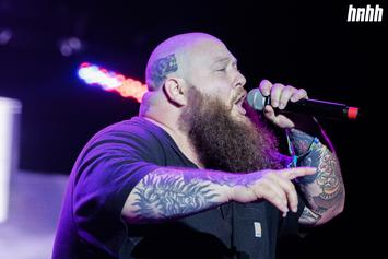 Action Bronson Already Has His Baby Boy Rocking The Flyest Kicks