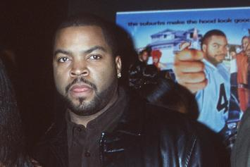 """Ice Cube Posts Heartfelt Tribute To John Witherspoon For """"Next Friday"""" Anniversary"""