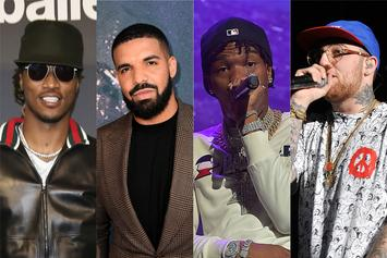 HNHH TIDAL Wave: Future, Drake, Lil Baby & Mac Miller Bolster This Week's Playlist