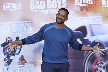 "Will Smith Breaks Down Iconic Shirtless Scene From ""Bad Boys"""
