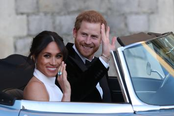 Netflix Is Allegedly Interested In Working With Prince Harry & Meghan Markle