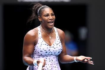 Serena Williams Shuts Down Question About Prince Harry & Meghan Markle