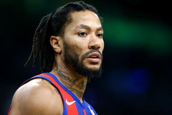 Lakers And Sixers Reportedly Interested In Trade For Derrick Rose