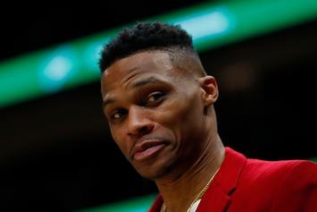 Russell Westbrook Speaks Out After Rockets' Fourth-Straight Loss