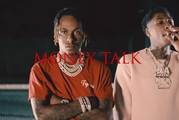 """Rich The Kid & NBA Youngboy Bond Over Their Love Of Guap In """"Money Talk"""" Video"""