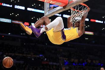 Lakers' Dwight Howard Formally Accepts Dunk Contest Invitation: Watch