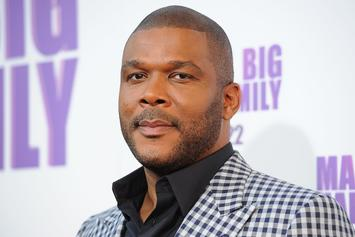 """Tyler Perry Avoids Oscars Diversity Talk: """"I Don't Want To Focus On It"""""""