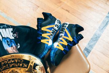 """Damian Lillard's """"Stone Cold"""" Adidas Dame 6 Releasing For The Royal Rumble"""