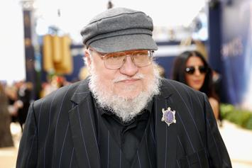 "George R. R. Martin Claims Books Will End Differently Than ""Game Of Thrones"""