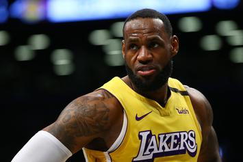 LeBron James Answers Whether Or Not The Lakers Need More Pieces