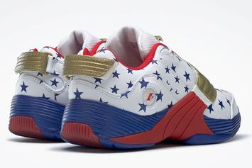 "Allen Iverson's Reebok Answer V Low ""USA"" Releasing For 2020 Olympics"