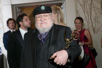 """George R.R. Martin Says """"Game Of Thrones"""" Almost Ended With A Movie Trilogy"""