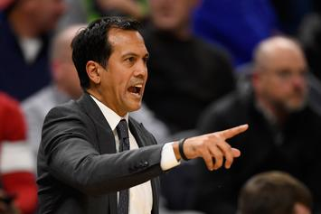 "Erik Spoelstra Upset Over Jimmy Butler's All-Star Snub: ""It's A Joke"""