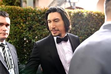 """Adam Driver Returns To """"SNL"""" As Kylo Ren For Another """"Undercover Boss"""""""