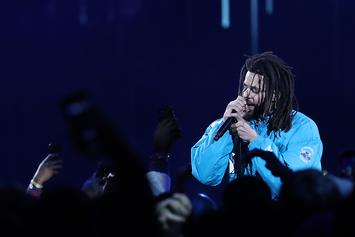 "J. Cole & 21 Savage Win Their First Grammy For Best Rap Song, ""A Lot"""