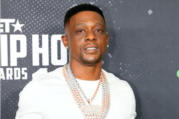 Boosie Badazz Says NBA Should Change Logo To Honor Kobe Bryant