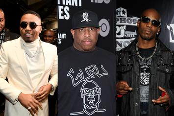 """Nas, DMX, Gang Starr & The Lox To Join Forces For """"Gods Of Rap II"""" Tour"""
