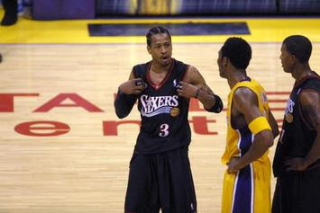 Allen Iverson Shares Memorable Kobe Bryant Story From Their Rookie Season