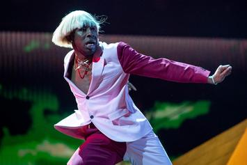 Tyler, The Creator Jokes After Getting Played Off Grammy Stage During Speech