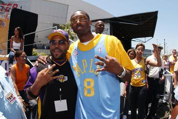 Ice Cube Reveals He Texted Kobe Bryant To See If He Would Text Him Back