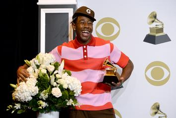 """Tyler, The Creator Shows Just How """"Petty"""" He Is By Retweeting Hater From 2011"""