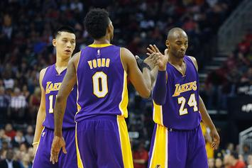 Lou Williams, Nick Young Recall Classic Kobe Bryant Story
