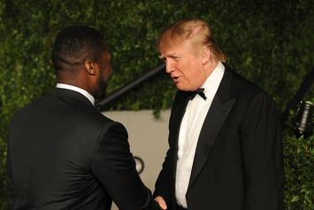 50 Cent Details What Donald Trump Needs To Do About Deadly Coronavirus