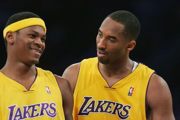 "Smush Parker Regrets Feud With Kobe Bryant: ""I Was Wrong & I'm Sorry"""