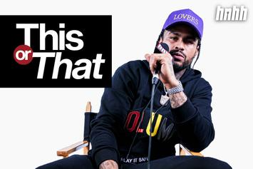 "Dave East Is The Authority On New York Staples In ""This Or That"""