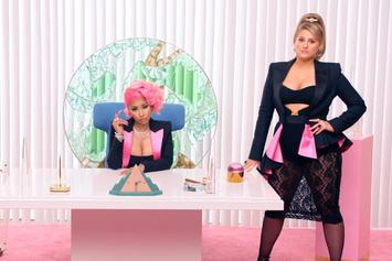 "Nicki Minaj & Meghan Trainor Are Self-Proclaimed Boss B*tches In ""Nice To Meet Ya"" Visuals"