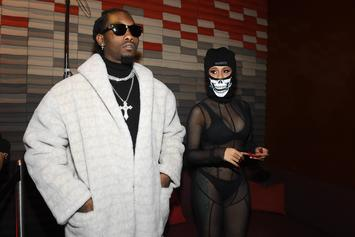 Offset Throws Hands At Miami Strip Club After Cardi B Gets Sprayed With Champagne