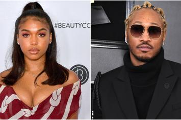 "Lori Harvey's ""Jumpin On A Jet"" With Future Ahead Of Super Bowl Weekend"
