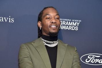 """Offset Stumbles Over Words In New Promo For His Series """"Bet With Set"""""""