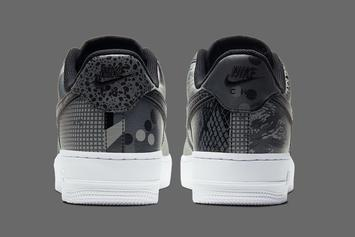 """Nike Air Force 1 Low """"Chicago"""" Coming For All-Star Weekend: Photos"""