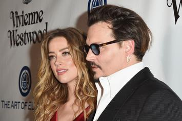 "Amber Heard Admits To ""Hitting"" Johnny Depp In Leaked 2015 Audio Recording"