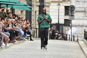 Virgil Abloh's Off-White Named Hottest Brand In The World: Report