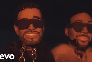 "French Montana & Juicy J Got The Elderly Lit In ""50s & 100s"" Music Video"