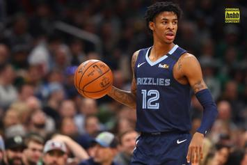 Ja Morant Is The NBA Rookie Doing Things His Way