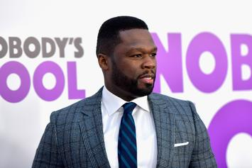 50 Cent Walks Out Of Interview Over Alleged French Montana Fight Question