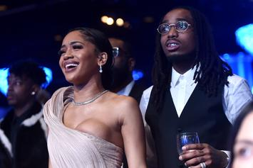 Instagram Gallery: Quavo & Saweetie's Cutest Boo'd Up Pics