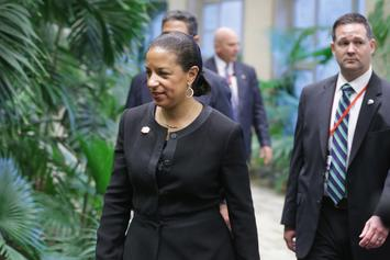 "Susan Rice Tells Snoop Dogg To Back ""The F**k Off"" Gayle King"