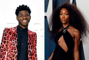 """Lil Nas X Claims SZA As His """"Queen"""" After Oscars Party, Says She Can Cheat On Him"""