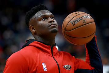 Zion Williamson Reacts To The Historic Start Of His NBA Career