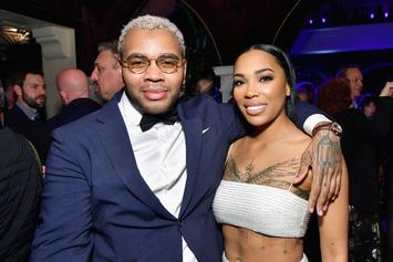 Kevin Gates' Wife Dreka Films Breast Implant Removal