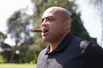 Charles Barkley Weighs In On NBA Stars Using Medical Marijuana