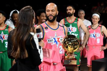 NBA Celebrity Game: Stephen A. Smith Gets Technical, Common Wins MVP