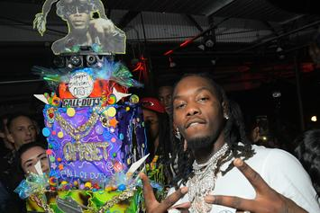 Offset To Host Epic Strip Club After Party For NBA All-Star Game