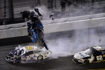 NASCAR's Ryan Newman Injured After Horrific Daytona 500 Crash